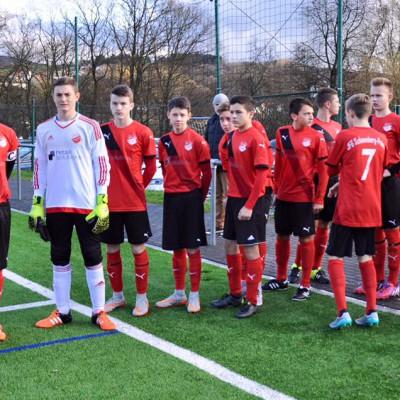 U15 feiert ersten Regionalliga-Heimsieg
