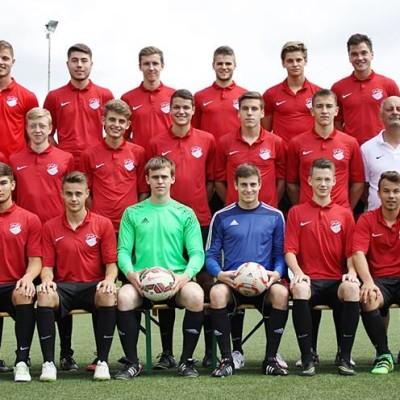 U19 mit Kantersieg in Quierschied